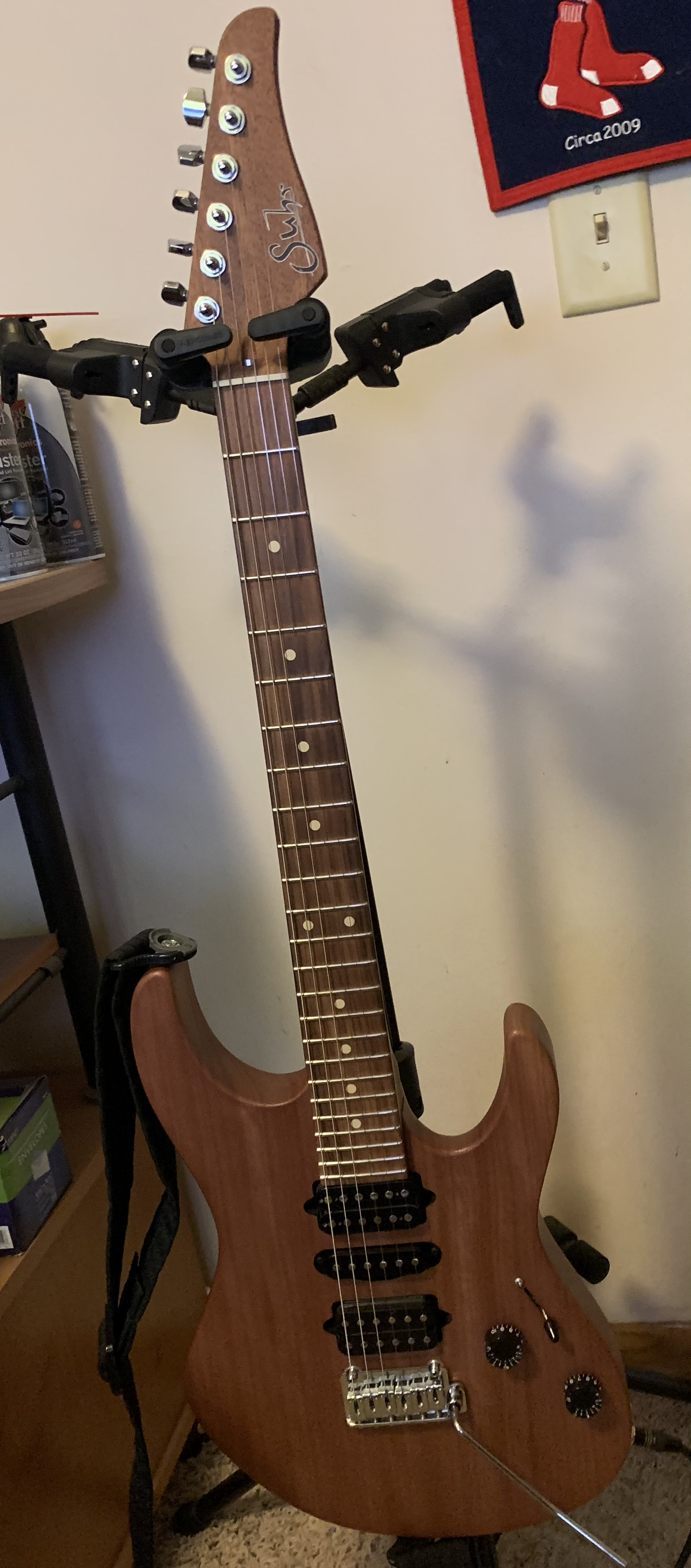 Suhr Owner s Gallery :: My first Suhr (and won t be the last)